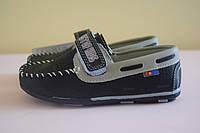 Детские туфли, мокасины на мальчикка ЕЕВВ 30 размер. Детская обувь весна-осень, летняя обувь
