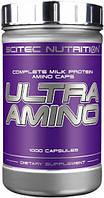 Ultra Amino Scitec Nutrition, 1000 капсул