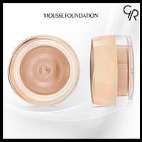 МУСС-ОСНОВА «Golden Rose» Mousse Foundation