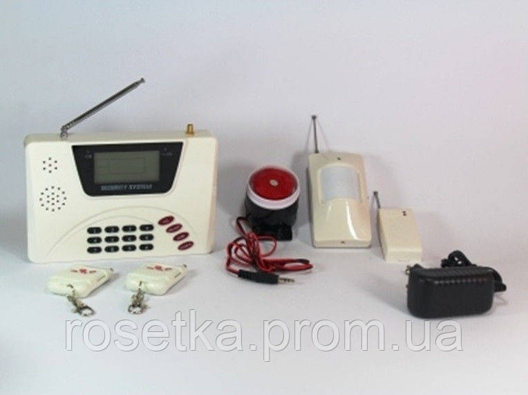 wireless dsp security alarm system инструкция