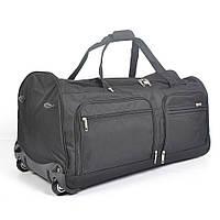 Огромная дорожняя сумка на колесах фирмы LYS - 87-826