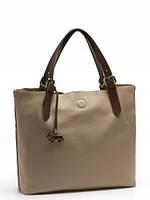 Модная сумка женская кожаная+косметичка в 3х цветах L-22144-2