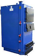 Котел Идмар на твердом топливе 120 кВт модель GK-1 длительного горения