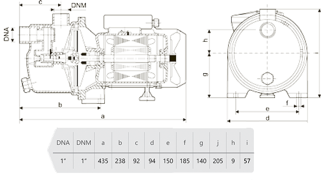Схема гидрофора