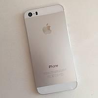 Корпус для Apple iPhone 5s Silver