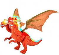 Игрушка динозавр 6653 на батарейках
