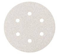 SMIRDEX  абразивные шлифовальные круги диаметр 150мм на 6 отв.  (P100-P800)