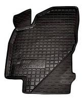 Полиуретановый водительский коврик для Lada Kalina 2004- (AVTO-GUMM)