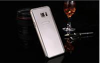Бампер для смартфона Samsung Galaxy S6 SM-G9200 (бампер+прозрачная задняя крышка)