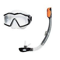 """Набор маска с трубкой для подводного плавания """"Explorer Pro"""" Intex: от 8 лет (Intex 55961)"""