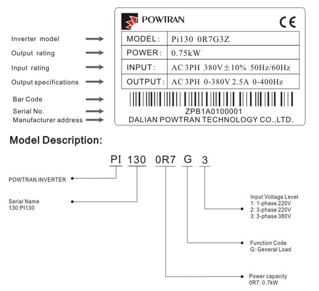Powtran Pi130 инструкция - фото 11