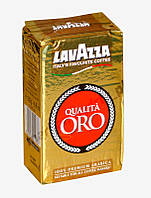 Кофе молотый Lavazza Qualita Oro (европейка)