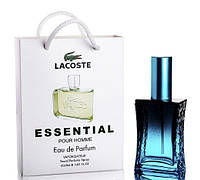 Мини парфюм Lacoste Essential в подарочной упаковке 50 ml