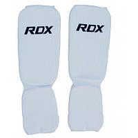 Защита предплечья и кисти RDX White (накладки)