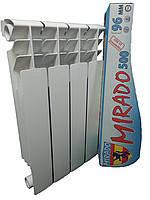 Радиатор биметаллический Mirado 500/100