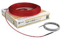 Нагревательный кабель TWIN CABLE ETC 2-17-100