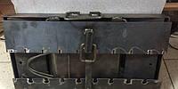 Мангал-чемодан с подставками (8 шампуров), толщина 3мм, разборной, компактный