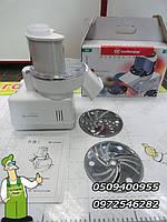 Шинковка электрическая Белвар ЭТБ-2,  электрическая тёрка для шинкования овощей и фруктов яблок, груш
