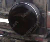 Чехол на запасное колесо Mitsubishi Pajero