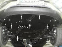 Защита двигателя Kia Sportage III 1.0374.00