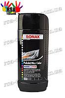 Sonax автомобильная полироль с подкрашивающим эффектом (черный)