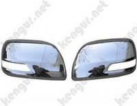 Зеркало хромированное Toyota RAV4