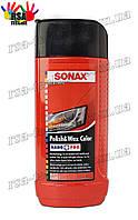 Sonax автомобильная полироль с подкрашивающим эффектом (красный)