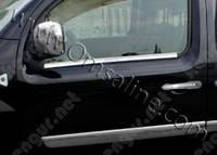 Зеркало хромированное Renault Kangoo