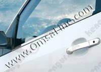 Накладки на дверные ручки Ford Fiesta