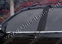 Молдинги боковых стекол Mercedes-Benz ML-Class