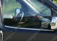 Накладки на боковые стекла Peugeot Bipper