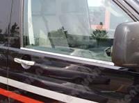 Накладки на боковые стекла Volkswagen Transporter