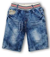 Шорты летние детские для мальчиков джинс
