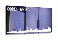 "Зеркало в прихожую ""Копенгаген"""