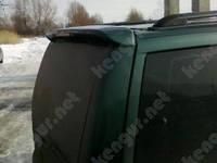 Спойлер на заднее стекло Mercedes-Benz Vito