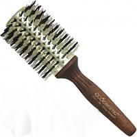 Брашинг для волос Olivia Garden EcoCeramic 46 мм серебристый