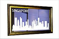 """Зеркало в прихожую """"Сингапур"""""""