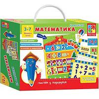Гр Математика с магнитной доской /укр/ - VT 1502-05