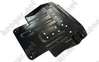Защита двигателя Seat Leon (металлическая)