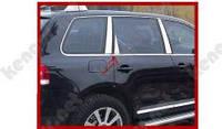 Накладки на стойки Volkswagen Touareg