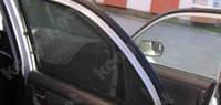 Каркасные шторки Dacia Logan