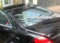 Спойлер на заднее стекло Mercedes S-Class