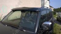 Солнцезащитный козырек для автомобиля Mitsubishi Pajero