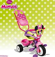 Трехколесный велосипед Minnie Be Move Confort Smoby 444248