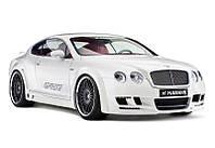 Тюнинг Bentley Continental GT, обвес Hamann