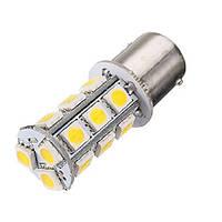 P21W BA15S 18-LED лампочка автомобильная