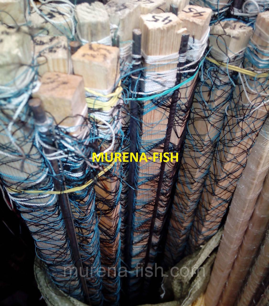 сеть рыболовная китай харьков