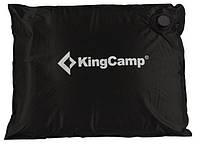 Подушка туристическая cамонадувающаяся King Camp КМ 3520 Black