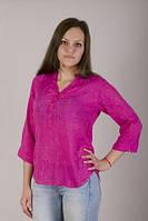 Яркая блуза свободного кроя , фото 1