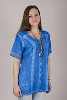 Воздушная летняя блуза в ассортименте
